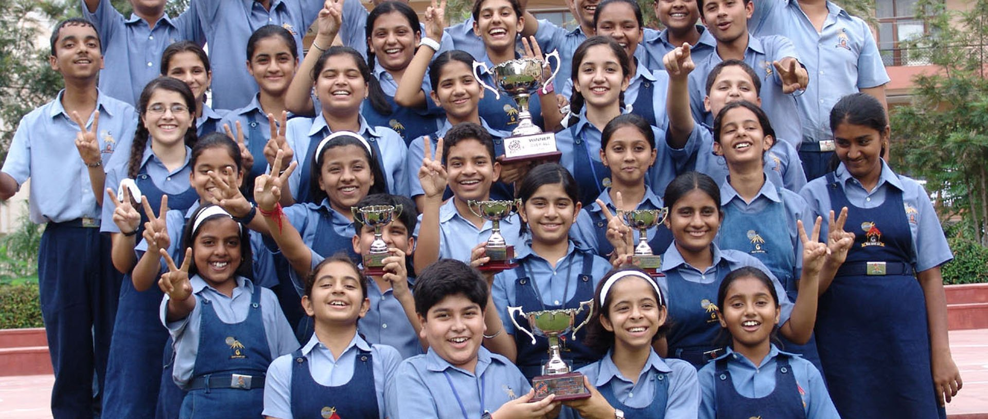 best senior secondary schools in Zirakpur
