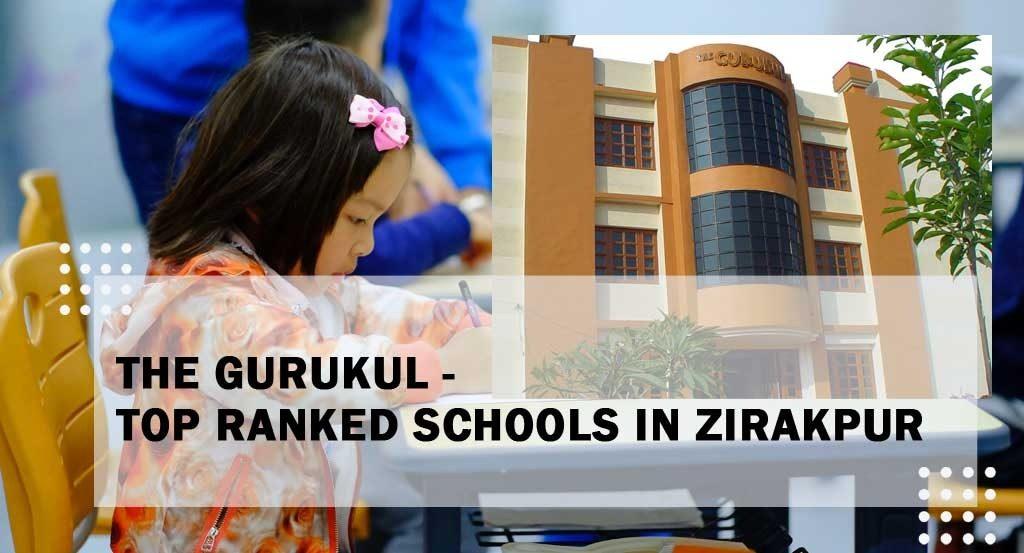 The Gurukul – Top Ranked Schools in Zirakpur