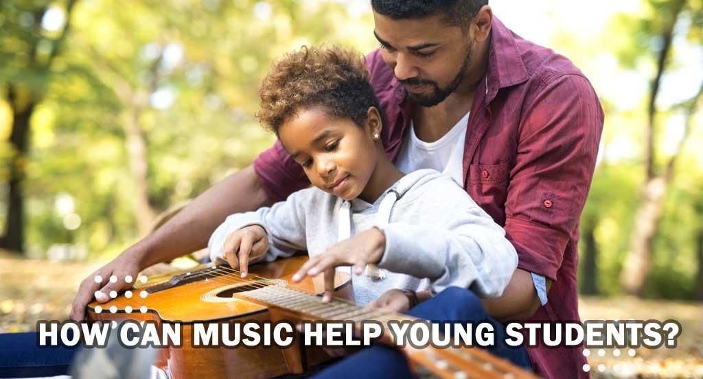 How can Music help young students- Gurukul school